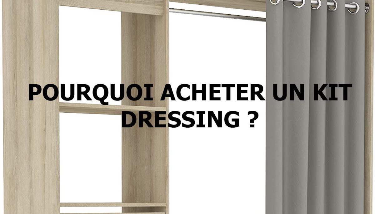 Achat Kit Dressing